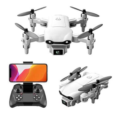 Imagem de RUIMING 4D-V9 Novo Mini Drone com 4K Profissão HD Câmera Grande Angular 1080P WiFi FPV Drone Câmera dupla Altura Mantenha RC Quadcopter Para Adultos / iniciantes / Crianças Presente