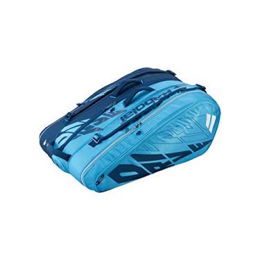 Raqueteira Babolat Pure Drive RH X12 Azul 2021 (Dual Térmica)