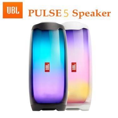 Jbl pulse 5 4 alto-falante sem fio bluetooth ipx7 à prova dwaterproof água partybox portátil