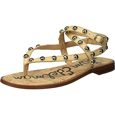 Imagem de Sam Edelman Sandália feminina Elisha Shoes, Areia natural, 5.5