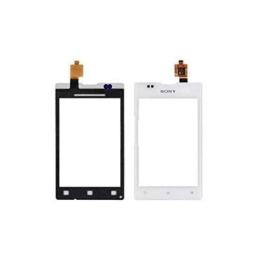 Tela Touch Screen Sony Xperia E C1604 C1605 Branco