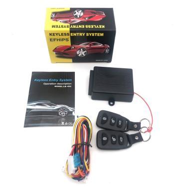 Efhips carro remoto fechadura da porta central keyless sistema de controle remoto sistemas de alarme