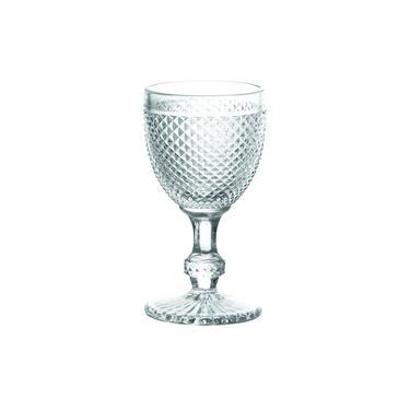 Cj De Tacas Para Agua Bico De Jaca De Vidro Transparente - 6