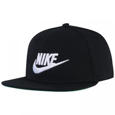 Boné Aba Reta Nike Pro Cap Futura 4 - Snapback - Infantil Nike Unissex