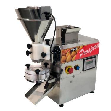 Máquina De Fazer Salgados 7G Até 180G Aço Inox Prospera - Gastromixx (Es)
