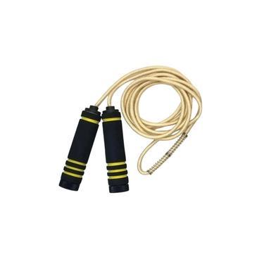 Corda De Pular Jump Rope - Amarelo - Mbfit