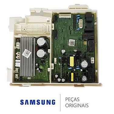 Imagem de PLACA LAVA E SECA 220V SAMSUNG WD10M44530S DC92-02049A