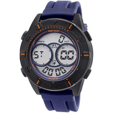 87aaf5ef9 Pechinchas -35% Relógio Masculino Mormaii Digital - Mo150915af/8l Super  Fibra