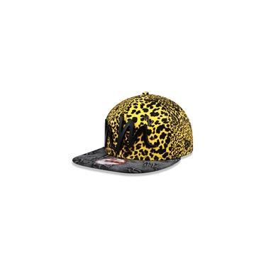 Bone 950 Original Fit Mc Guime Aba Reta Strapback Amarelo New Era