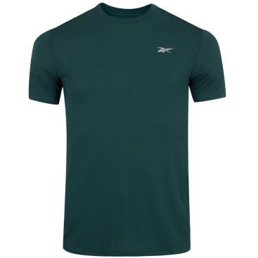 Camiseta Reebok Refletiva Speedwick - Masculina Reebok Masculino
