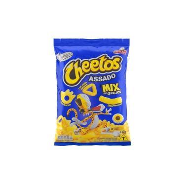 Salgadinho Sortidos Mix De Queijos Cheetos 130g