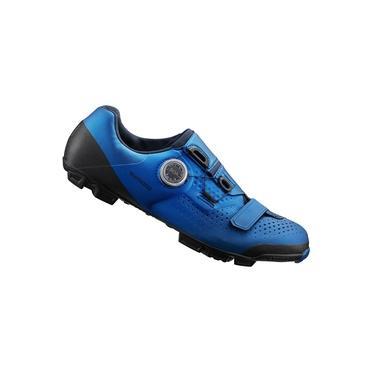 Sapatilha Mtb Ciclismo Shimano Xc501 Azul
