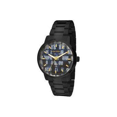 469362c6a90 Relógio Mormaii Feminino Ref  Mo2036hv 4a Black Esportivo Mauí