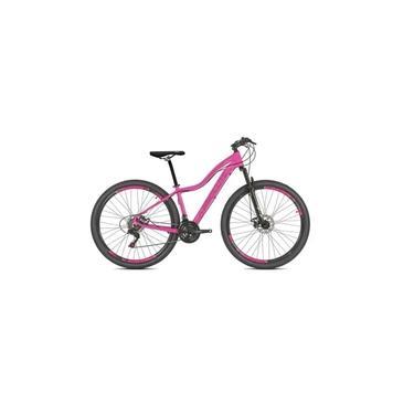 Imagem de Bicicleta Aro 29 Absolute Feminina Hera 24v Freio a Disco Garfo Suspensão - Alumínio