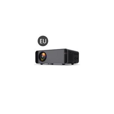 Imagem de Projetor portátil projetor tela do projetor de home theater vídeo de telefone sem fio wireless mesmo 1080p HD