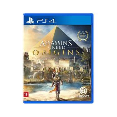Jogo - Assassins Creed Origins Ps4