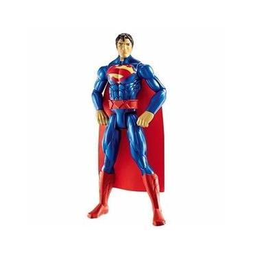 Boneco Liga Da Justiça Superman - Mattel Cdm62