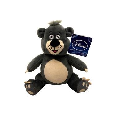 Imagem de Boneco De Pelúcia Pequeno Urso Balu - Mogli O Menino Lobo Disney - Long Jump