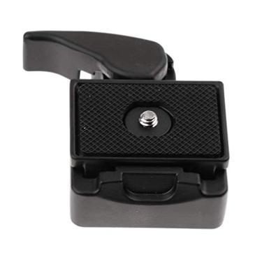 Imagem de D DOLITY Adaptador de placa de liberação rápida para tripé conjunto de cabeça para câmera digital DSLR