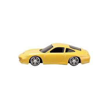 Imagem de Maisto 1:64 Fresh Metal - Porsche 911 Carrera 4S - amarelo
