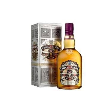 Whisky Chivas Regal 12 Anos 1000ml