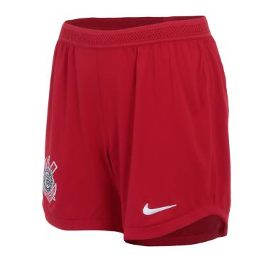 Shorts de Goleira Nike Corinthians 2019/20 Feminino