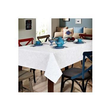 Imagem de Toalha de Mesa Retangular 160x250cm Clean Athenas Edite - Dohler