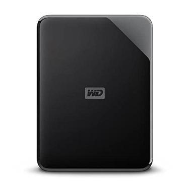 HD Externo Portátil Western Digital Elements - 1TB USB 3.0 - WDBEPK0010BBK
