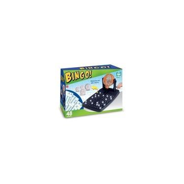 Imagem de Jogo De Bingo Com Roleta E 48 Cartelas Nig Brinquedos 1000