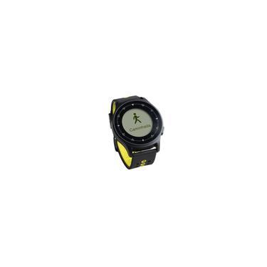 Imagem de Monitor Cardíaco Sportwatch Chronus + Gps à Prova D'Água Preto Atrio ES252