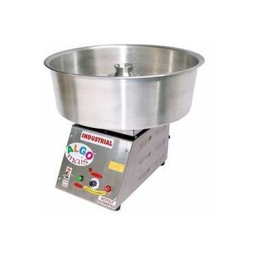 Máquina De Algodão Doce Algo Mais Base Inox Bivolt Industrial Ademaq