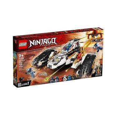 Imagem de Blocos De Montar Lego Ninjago Invasor Ultra Sonico 71739