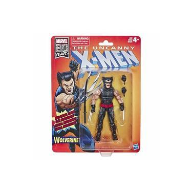 Figura Marvel 80 Years Wolverine Marvel Legends Hasbro