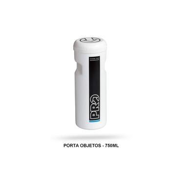 Garrafa Porta Objetos Shimano Pro Branco - 750ml / Para Suporte De Caramanhola