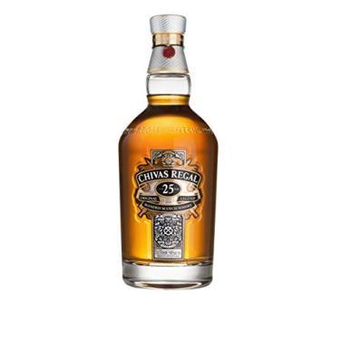 Whisky Chivas 25 anos, 700 ml