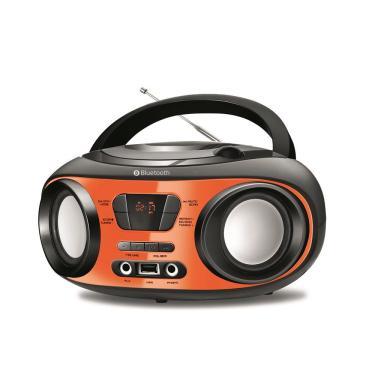 Rádio Portátil Mondial UP BX-18, 8W, Entrada USB, Bluetooth - Bivolt