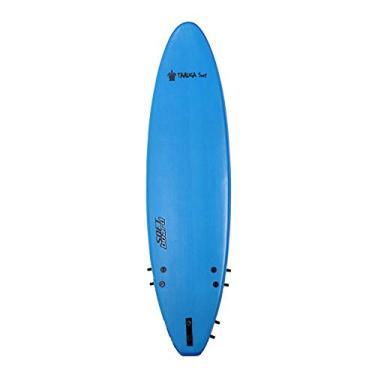 Imagem de Prancha de surf Softboard Taruga Surf - Azul - 6.0