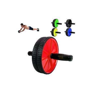Roda Para Treino de Abdominal Aparelho Fitness