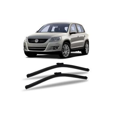 Limpador de Parabrisas Volkswagen Tiguan 2009 a 2017 Dyna Slim Blade Palheta Chuva Dianteira Par