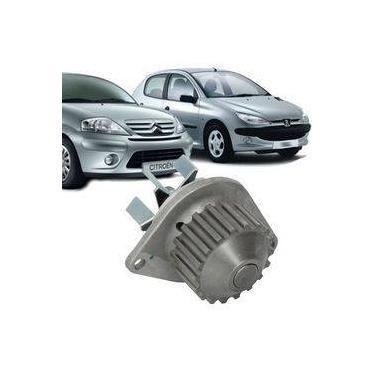 Bomba D´Água Peugeot 206 207 Hoggar Citroen C3 1.4 8v Flex