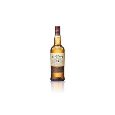 The Glenlivet Whisky Single Malt 15 Anos Escocês - 750ml