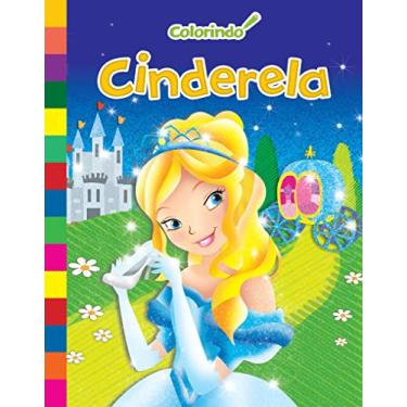 Cinderela - Ciranda Cultural - 9788538041870