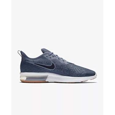 TENIS NIKE MASCULINO AIR MAX SEQUENT 4 - AO4485-400