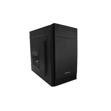 Gabinete atx 1B com fonte 200w C3tech MT-10BK Preto