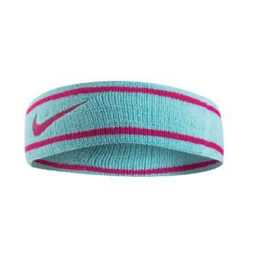 Testeira Drifit Headband Adulto Nike Glacier Ice/Violet