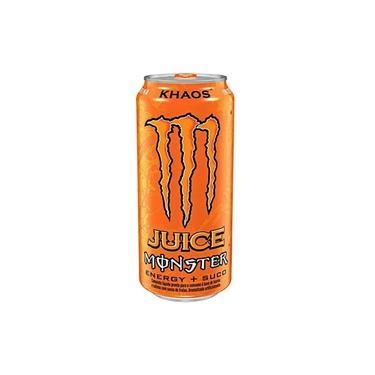 Energético Monster Energy + Suco 473 ml