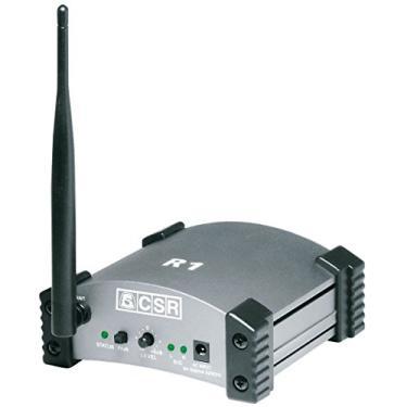 R1 - Link Receptor de Áudio via Wireless R1 - CSR
