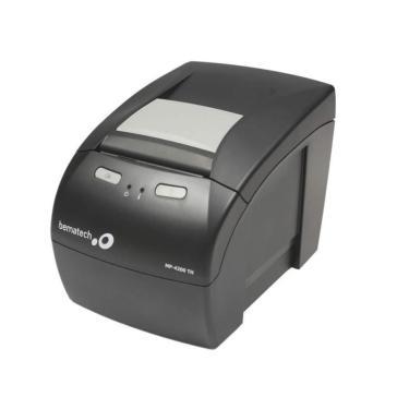 Impressora Não Fiscal Térmica Bematech MP-4200 Th USB