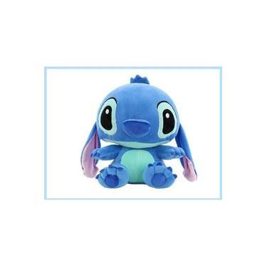 Imagem de Stitch Pelúcia Lilo & Stitch Disney 45cm Grande Boneco