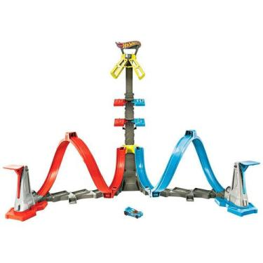Imagem de Pista Hot Wheels Action Desafio Da Altura Mattel